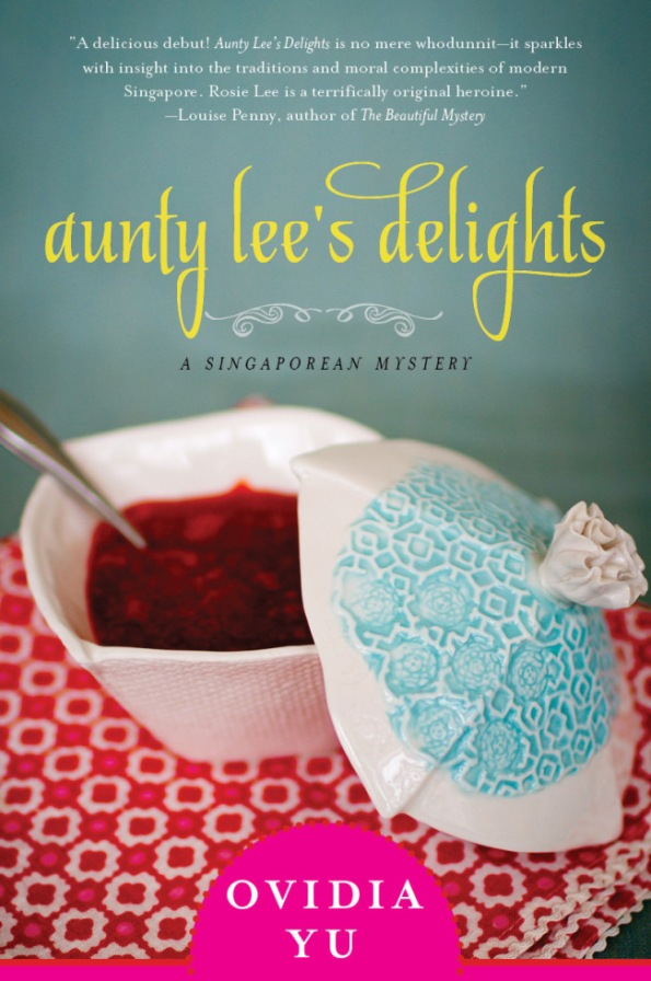 aunty lee's delights cover