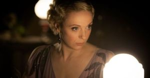 Amanda Abbington accepts Watson's proposal