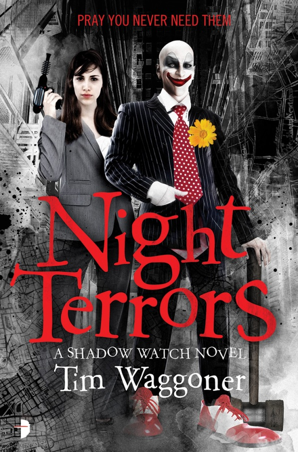 Night Terrors by Tim Waggoner