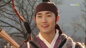 Prince Yangmyung (Lee Min-Ho)
