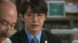 Cha Kwan-Woo (Yoon Sang_Hyun) and Shin Sang-Duk (Yun Ju-Sang)