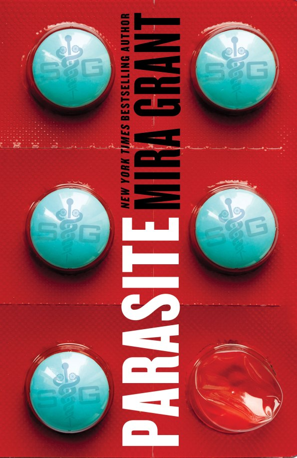 Mira Grant Parasite-HC