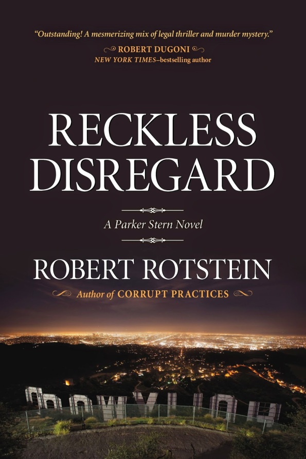Reckless Disregard Cover