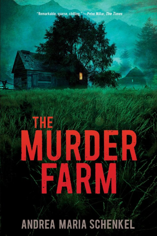 The Murder Farm by Schenkel