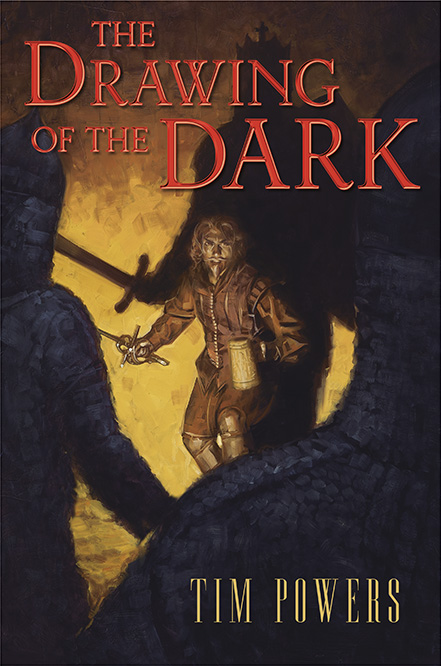 The_Drawing_of_the_Dark_by_Tim_Powers