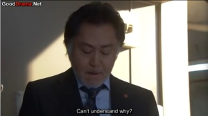 Hideo Nagashima (Kinya Kitaoji)