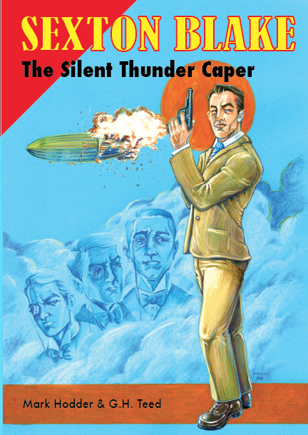 Sexton Blake and the Silent Thunder Caper