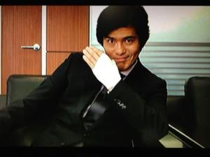 Gou Serizawa (Koichi Sato)